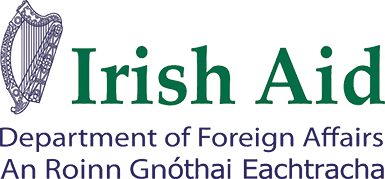 Logo Irish Aid